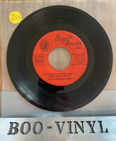 """PHILIP UPCHURCH COMBO - YOU CAN'T SIT DOWN PART 1 & 2 7"""" Vinyl Record Ex+"""