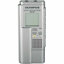 Olympus WS-100 64 MB Voice Recorder with USB Interface