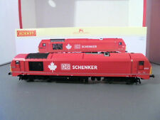 hornby r3039x db schenker bo-bo diesel electric class 67 keith heller dcc fitted