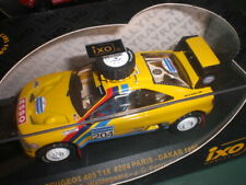 IXO RAC042 - Peugeot 405 T16 Paris-Dakar 1990 #204 - 1:43 Made in China