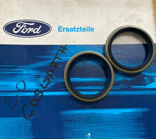Ford Sierra RS Cosworth Sapphire Front Wheel Bearing Dust Seal Set 2WD 2wd Only