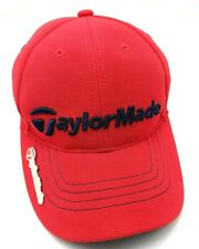 TAYLORMADE red fitted cap / hat - size M / L