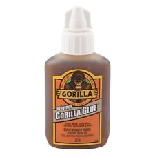 Gorilla Glue 59ml Bonds Wood Stone Metal Ceramics Glass & More 41001