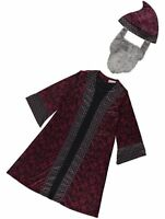 George Albus Dumbledore Boys Harry Potter Fancy Dress Outfit Costume Book Day