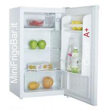 Mini Frigo Bar Frigorifero da Tavolo 82 Litri CLASSE A+ con Freezer da Ufficio
