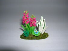 Plants in the Garden Different Garden Plants Dollhouse Dollhouse 1:12 Art D1028