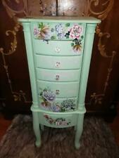 Jewelry Armoire Cabinet Chest Organizer Stand   Storage, Standing box,Succulent