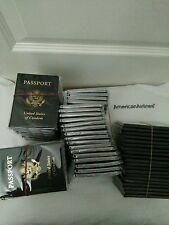 Novelty- US Passport Condoms x2