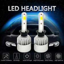 H1 1300W 195000LM CREE LED Headlight Kit High or Low Beam Bulb Xenon 6000K Power