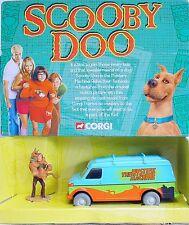 Corgi Toys 1:36 SCOOBY DOO MYSTERY MACHINE GMC VAN TV Movie COMIC Model Car NMIB