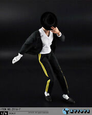 1/6 Scale Michael Jackson Break Dance Moonwalk Suit Set For Hot Toys Phicen