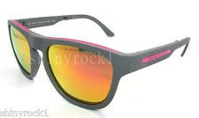 Authentic ARMANI EXCHANGE Folding Matte Grey Sunglasses AX 4012 - 80154V *NEW*