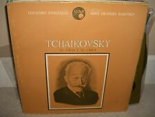 Tchaikovsky - Su Vida Y Su Obra - Rare Spanish Historian Vinyl in NM Cond.
