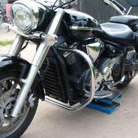 YAMAHA XVS 1300 MIDNIGHT STAR HEAVY DUTY HIGHWAY ENGINE GUARD CRASH BAR (RS)