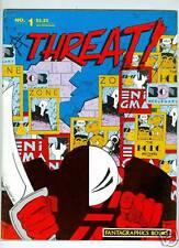 Threat! No. 1 June 1986 VG