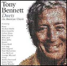 TONY BENNETT - DUETS CD ~ KD LANG~BARBRA STREISAND~DIANNE KRALL~TIM McGRAW *NEW*