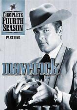 Maverick: Season 4 (8 Discs 1960) - Roger Moore, Jack Kelly