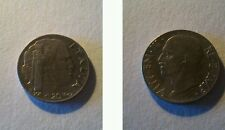 Moneta Regno d'Italia 20 centesimi Impero 1942
