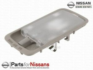 Genuine Nissan Versa Sentra Dome Lamp Assembly NEW OEM