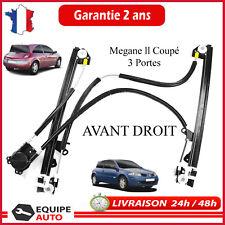 Mécanisme Lève vitre électrique avant droit Renault Mégane 2 coupe - 3 portes