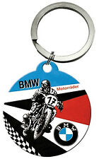 Nostalgic Art BMW Motorräder Motorcycles Schlüsselanhänger rund 4cm