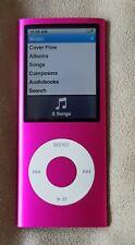 Apple iPod Nano 4th Generation Pink (4GB)