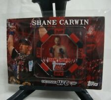 Shane Carwin UFC Heavyweight Octogon Poker Chip Card #29 Topps 2010 Sealed