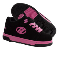 Heelys Kids Fresh X2 Black//Red UK Sizes 2-5