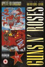 GUNS N' ROSES - APPETITE FOR DEMOCRACY: LIVE (DVD+2CD) (FOLGE V.)  2 DVD+CD NEW+