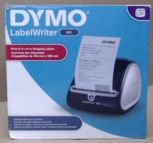 DYMO 1755120 LabelWriter 4XL Handheld Thermal Label Printer $279