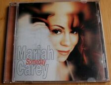 """MARIAH CAREY """"SOMEDAY"""" 10 TRACK UNOFFICIAL LIVE CD ALBUM LIVE IN THE USA 1994"""