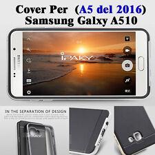 Cover custodia bumper per samsung Galaxy A5 (Del 2016) A510 originale IPAKY