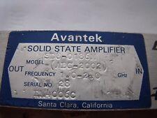 AMPLIFICATORE STATO SOLIDO ABG-2002/1 - 2 GHz./12V/ SMA