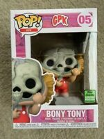 Bony Tony ECCC Funko Pop Vinyl New in Box