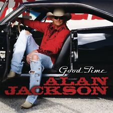 Alan Jackson - Good Time [New CD]