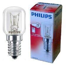 LAMPADINA PER FRIGORIFERO 15W E14 chiara trasparente PHILIPS made in Italy
