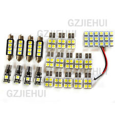 Full Kit 20pcs LED Interior Lights Error Free For BMW X5 E70 2007-2012