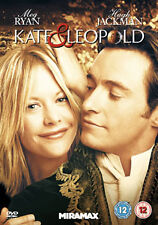 KATE AND LEOPOLD - DVD - REGION 2 UK