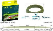 Rio Trout Lt Line Double Taper 5wt Dt5F Float MaxCast MaxFloat Tip Sage (New)