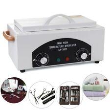 Heat Sterilizer Cabinet Autoclave Nail Dental Medical Disinfect Salon Machine