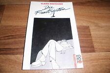 Claire Bretecher -- la ammonitore # 1 // libro tascabile di 1989