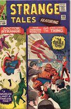 STRANGE TALES VOL 1 # 133 / MARVEL 1965 FINE / DITKO.