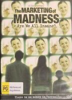 The Marketing Of Madness : Are We All Insane? (DVD, 2009) Includes Booklet