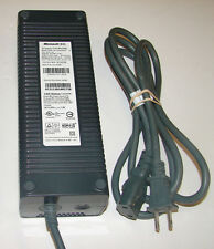 Official Microsoft XBOX 360 -203 Watt 203W Power Supply +Wall Cord