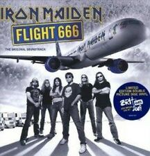 "Iron Maiden - Flight 666: The Original Soundtrack (NEW 2 x 12"" VINYL LP)"
