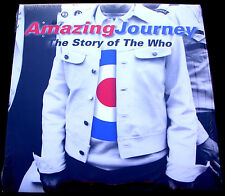 THE WHO Amazing Journey The Story Of The Who FACTORY SEALED 2008 US Vinyl LP!