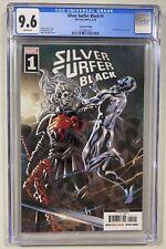 Silver Surfer: Black #1 | 2nd Print | CGC 9.6 | (Marvel, 2019)