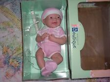 "Jc Toys Berenguer 14"" La Newborn Real Girl Anatomically Correct Doll 18541"