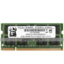 New 4GB PC2-5300 DDR2-667 Memory For Apple Macbook Macbook Pro A1226 A1229 A1181