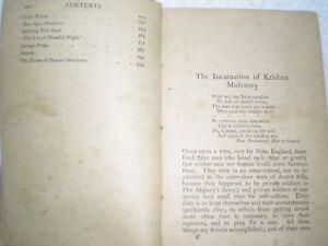 LIFES HANDICAP - RUDYARD KIPLING RARE ANTIQUE BOOK 1913
